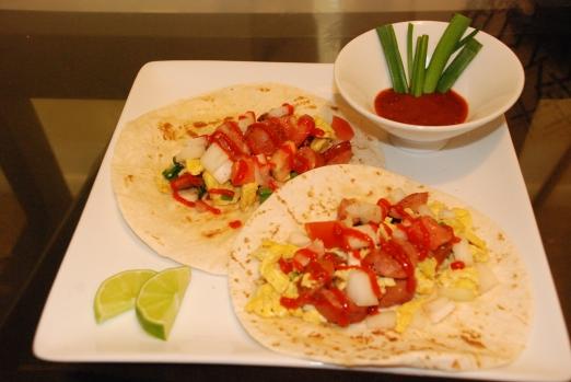 B. Tacos